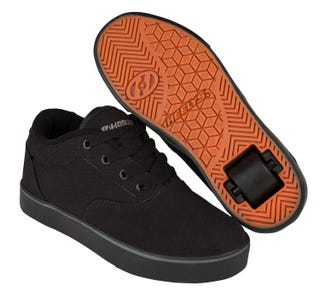 Shoes with wheels - Heelys Launch Black