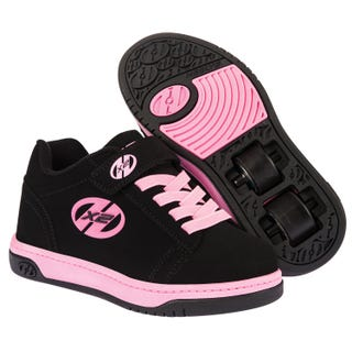 Heelys Dual Up Black / Pink