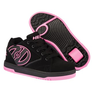 Adult Heelys Propel 2.0 Black / Hot Pink.