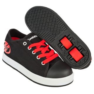 Heelys Fresh Black and Red