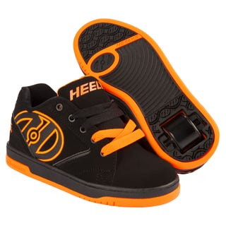 Heelys Propel 2.0 Black and Orange