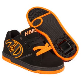 Heelys Propel 2.0 Black and Orange