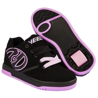 Heelys Propel 2.0 Black and Lilac