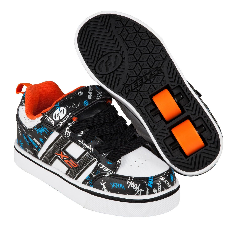 nuove varietà più foto calzature scarpe con le rotelle