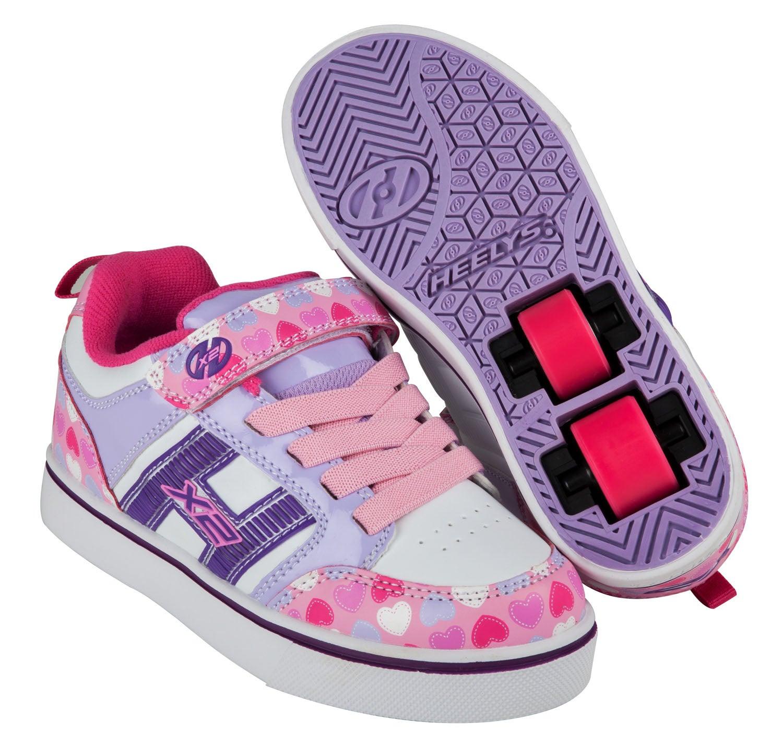 Bolt Plus Light Pink/Lilac/Hearts