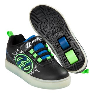 Shoes With Wheels - Heelys POW Lighted