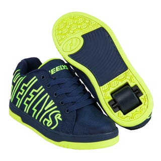 Heelys Adult Split Navy / Bright Yellow