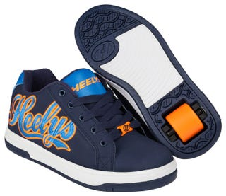 Heelys Split Navy Royal Orange
