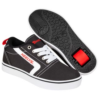 Rullesko - Heelys Gr8 Pro Black/ White / Red
