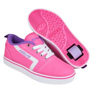Adult Heelys - Gr8 Pro Pink / White / Lilac