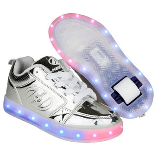 Heelys Adult Premium 1 Lo Silver / Chrome