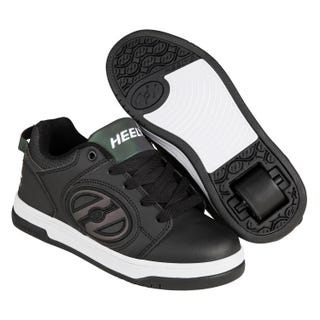 Roller shoes - Adult Heelys Voyager Black Reflective / Black