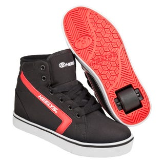 Heelys GR8 Hi Black and Red