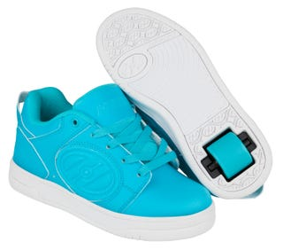 Heelys that change colour and glow in the dark!