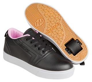 Heelys GR8 Pro Black with Light Pink