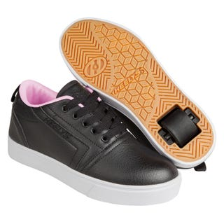 Heelys GR8 Pro Black with Light Pink