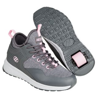 Heelys Piper Charcoal / Light Pink