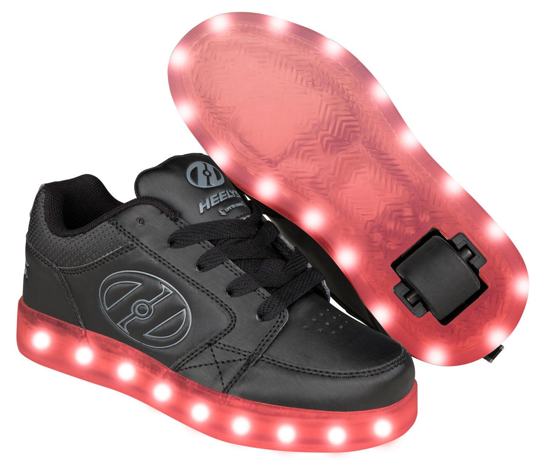 Heelys Premium 2 Lo Black/Grey   Heelys