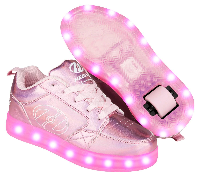 Heelys Premium 2 Lo Adults Light Pink