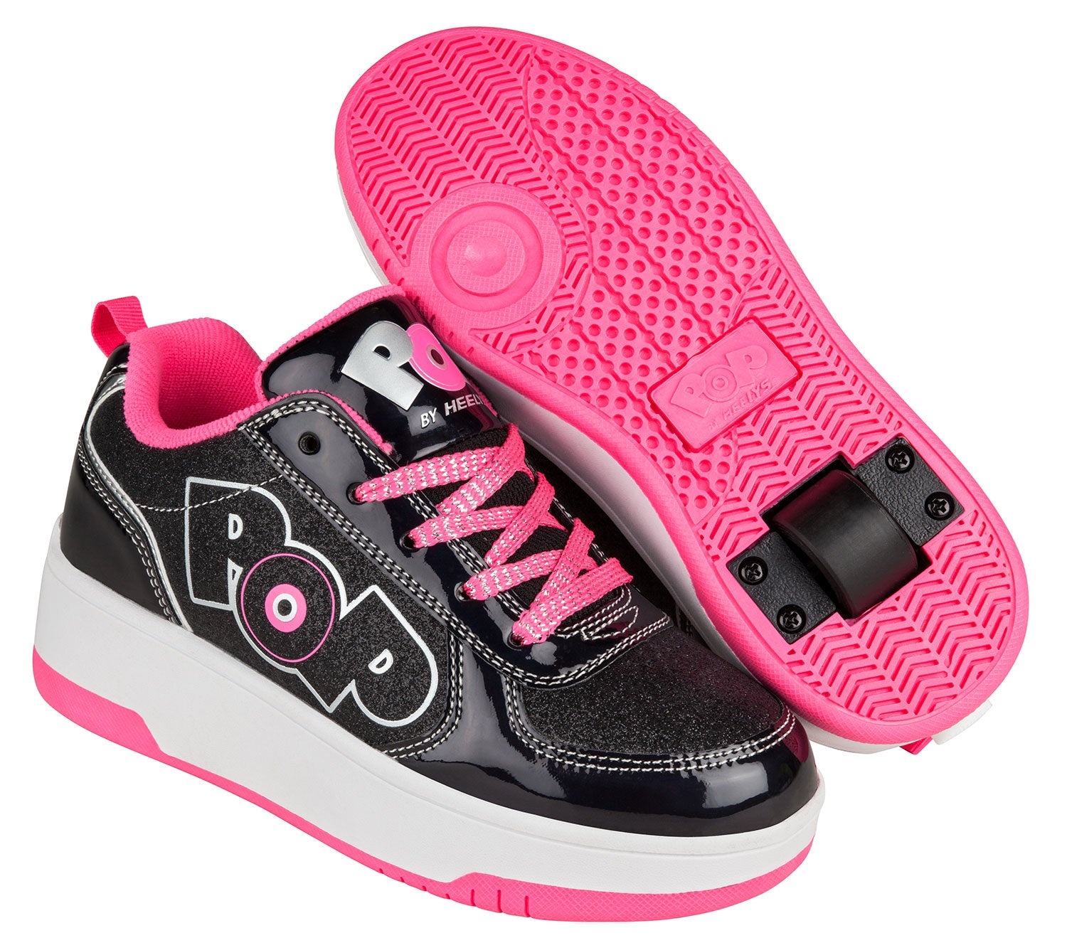 Shoes with wheels - Heelys POP