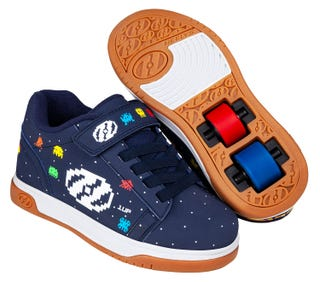 Chaussures à roulettes Heelys - Dual Up X2 Bleu Marine