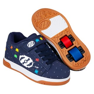 Shoes with Wheels - Heelys Dual Up X2 Asteroids