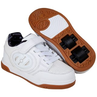Zapatillas con Ruedas - Heelys Plus 2 blanco con luces