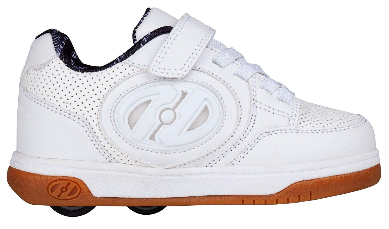 Alle nye Sko med hjul og lys - Heelys Plus X2 Hvid med Gummi. Køb online. LD-55