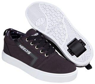 Adult Heelys - Gr8 Pro Black / White