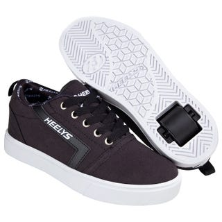Skor med hjul - Heelys Gr8 Pro Black / White / Rip Stop