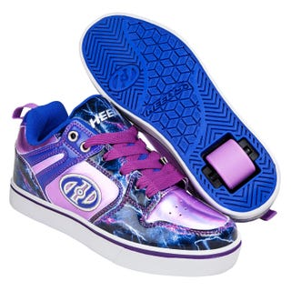 Heelys Adluts - Motion 2.0 Lilac / Electric B;ue / Lightning