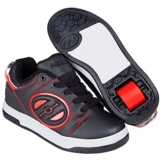 Adult Heelys - Voyager Black/ Red