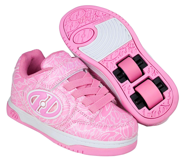 Seriøst Sko med hjul og lys - Heelys Plus X2 Pink Laklæder. Shop online. XD-28