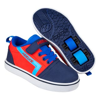Rullskor – Heelys Plus Gr8 Pro Red / Navy / Royal