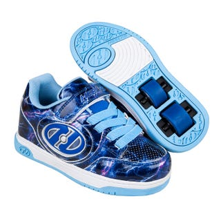 Baskets à roulettes Heelys - Plus X2 Lighted Violet/Bleu/Foudre