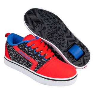 Heelys Boys Gr8 Pro Prints Red /Black / Blue / Chemistry