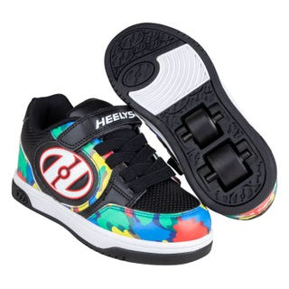 Heelys Europe - Plus x2 Black/Multi/Paint
