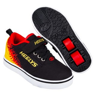 Heelys Pro 20 X2 Black / Flames