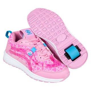 Heelys Nitro Light Pink / Pink Hearts