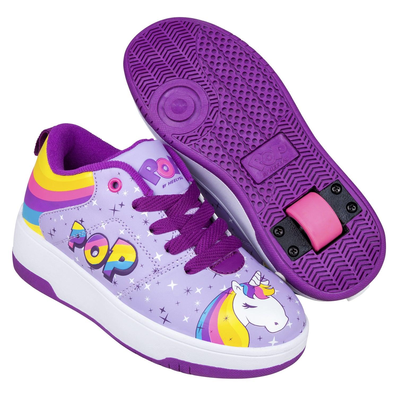 Wheeled shoes - Heelys Strive Lilac
