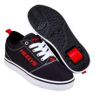 Heelys Pro 20 Adults Black / White / Red