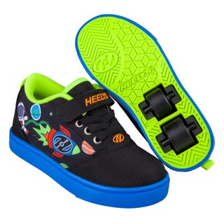 Heelys Pro 20 X2 Black / Blue / Olympic Yellow / Space