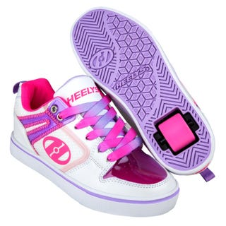 Heelys Motion 2.0 White /Pink /Lavender
