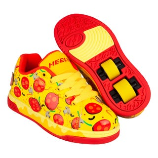 Heelys Split X2 Pepperoni Pizza Red / Yellow / Mushroom