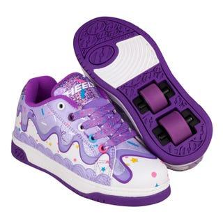 Heelys Split X2 Purple / Cake Frosting