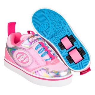 Heelys Rocket X2 Neon Pink / Glitter / Multi