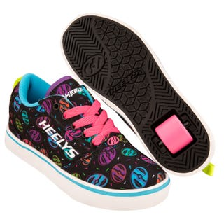 Heelys Pro 20 Adults  - Prints Black / Multi Logos