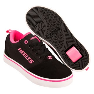 Heelys Pro 20 Adults Black / Pink / Nubuck
