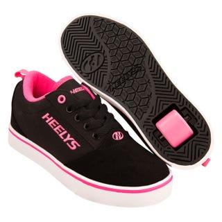 Heelys Pro 20 Black / Pink / Nubuck
