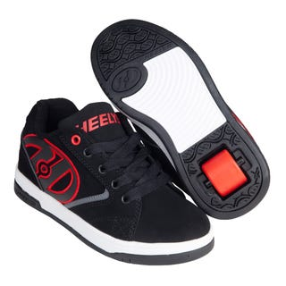 Heelys Propel Adults Black / Red / Grey / White